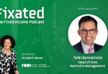 PODCAST: Credit Quality with Teiki Benveniste - Head of Ares Australia Management